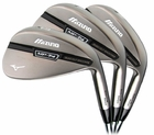 Mizuno Golf MP-T4 Black Nickel 3-Wedge Set