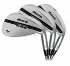 Mizuno Golf MP-T4 White Satin 3-Wedge Set