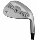 Mizuno Golf- LH S5 White Satin Wedge (Left Handed)