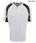 Mizuno- Youth G3 2 Button Jersey