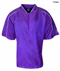Mizuno- Youth Premier G4 Short Sleeve Batting Jersey
