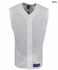 Mizuno- Youth Sleeveless Mesh Jersey