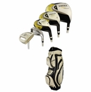 Nancy Lopez Golf- Ladies Torri 212 Series Complete Set With Bag