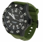 Nautica- NSR 103 Olive Green Dive Watch