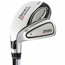 Nickent Golf- LH 3DX Irons 3-PW Graph/Steel (Left Handed)