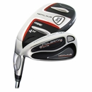 Nicklaus Golf- LH Polarity MTR 4-PW/SW Hybrid Irons Graphite (Left Handed)