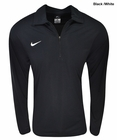 Nike- Elite 1/4 Zip Long Sleeve Polo