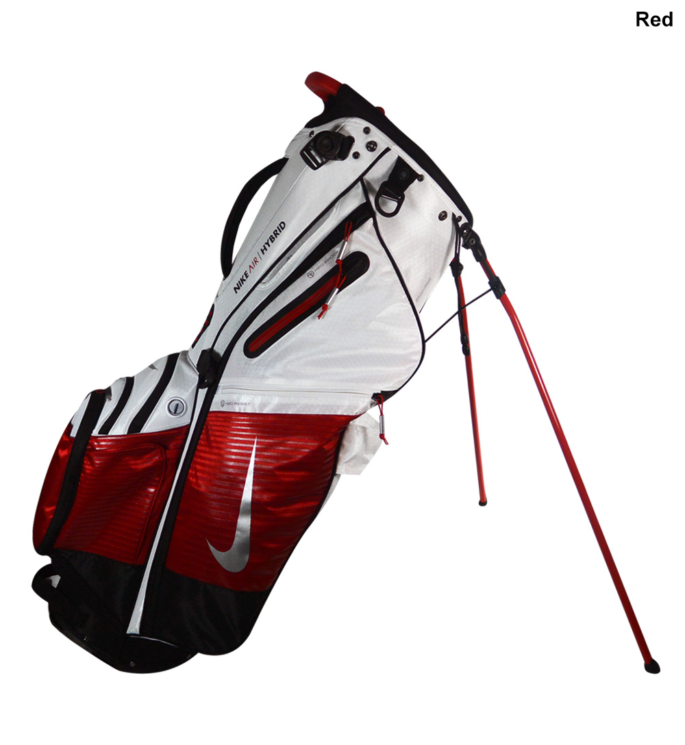 how to fix a broken golf stand bag
