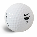 Nike Golf- Assorted Mix Practice Used Recycled Golf Balls