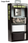 Nike Golf Camo Web Belt 3-Pack