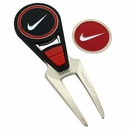 Nike Golf- CVX Ball Mark Repair Tool & Ball Markers