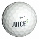 Nike Golf - Juice Near Mint Used Recycled Golf Balls