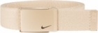 Nike Golf Ladies Metallic Web Belt