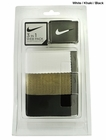 Nike Golf- Mens Web Belt 3 Pack