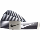 Nike Golf- Speed Stripe Reversible Web Belt