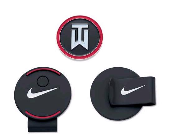 Nike Tiger Woods Hat Clip Amp Ball Marker By Nike Golf