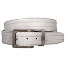 Nike Golf Trapunto G-Flex Leather Belt