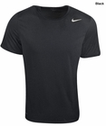 Nike- Legend Poly Short Sleeve Top