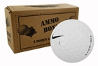 Nike ONE Black Mint Used Golf Balls *3-Dozen*