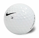 Nike One Platinum Used Golf Balls