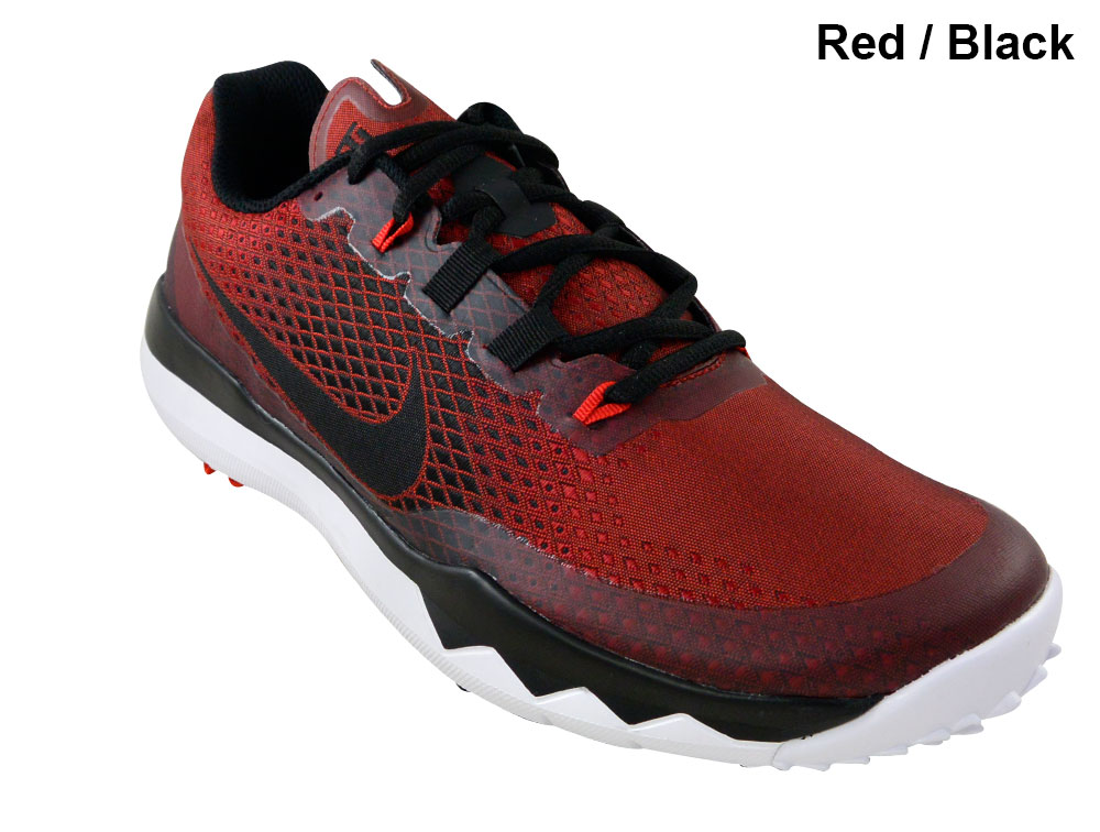 half off 4633e 55670 ... nike free tiger woods prototype golf shoes ...