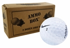 Nike Vapor Black Near Mint Used Golf Balls *3-Dozen*