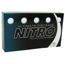 Nitro Golf- 2014 Ultimate Distance Golf Balls 15-Ball Pack