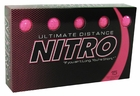 Nitro Ladies 2014 Ultimate Distance Golf Balls