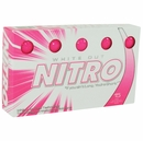 Nitro Ladies 2014 White Out Golf Balls
