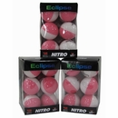 Nitro Ladies Eclipse Golf Balls