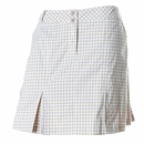 Nivo Golf- Ladies Essential Gingham Skort
