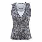 Nivo Golf- Ladies Sleeveless Print Tank Top