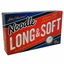 Noodle 2013 Noodle Long & Soft Golf Balls
