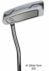 Odyssey Golf- LH Works Versa Putter (Left Handed)
