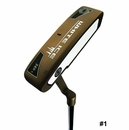 Odyssey Golf- White Ice Bronze Putter