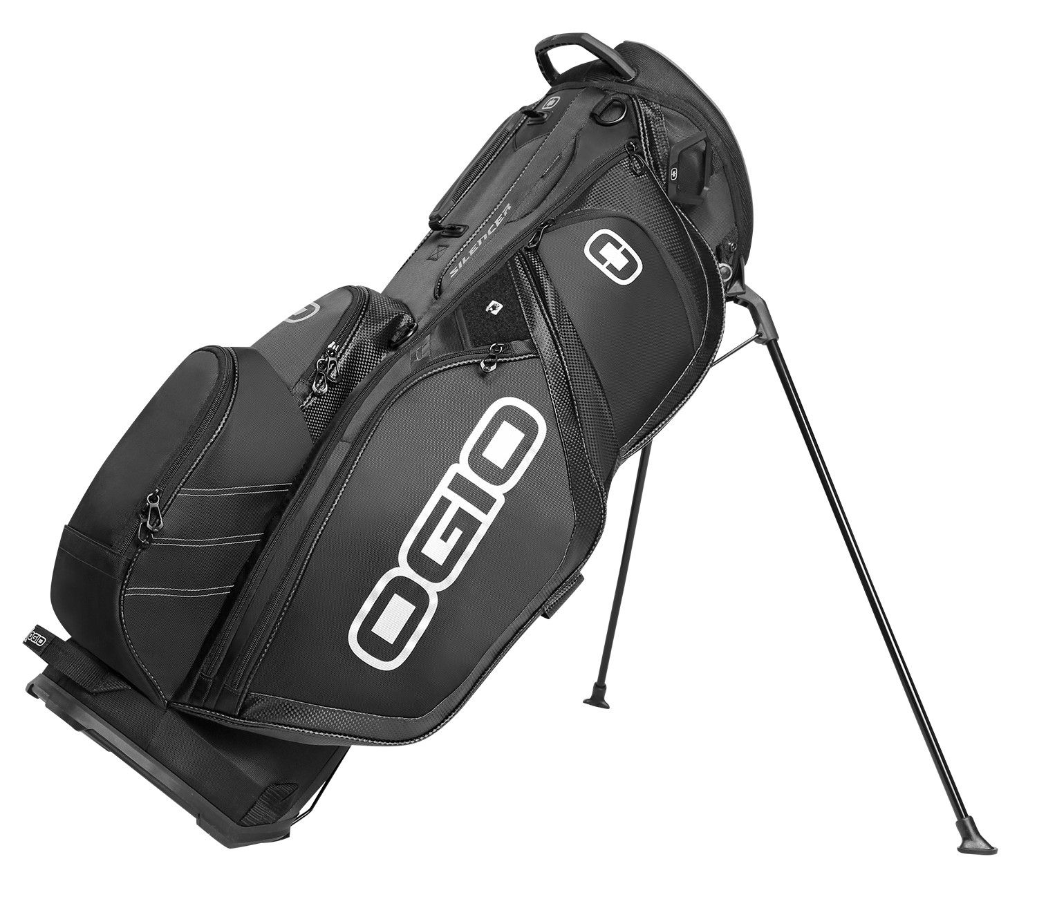 Ogio 2015 Silencer Stand Bag By Ogio Golf Golf Stand Bags