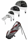 Orlimar Golf- ATS White Complete Set With Bag Graph/Steel
