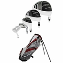 Orlimar Golf- LH ATS White 2/8 Combo Complete Set With Bag Graph/Steel (Left Handed)