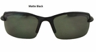 Outdoor Life- Mens Element Polarized Sunglasses