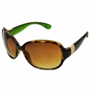 Palmetto Eyewear - Ladies Retro Oversized Sunglasses