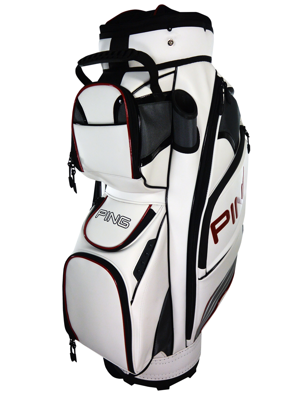 Ping Golf 2014 Dlx Cart Bag on ping golf bag