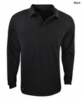 Ping Golf- Mens Long Sleeve Performance Polo