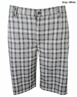 Ping- Plaid Golf Shorts