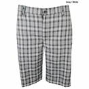Ping Golf - Plaid Golf Shorts
