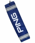 Ping Golf- Tri Fold Towel