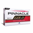 Pinnacle 2014 Gold Distance Golf Balls