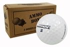 Pinnacle Golf Assorted Surlyn Mix Near Mint Used Golf Balls *3-Dozen*