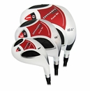 Powerbilt Golf- Dynasty White 3-Wood Set