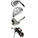 PowerBilt Golf Junior 5-Piece Complete Set W/Bag