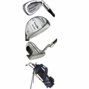 PowerBilt Golf- Junior 7-Piece Complete Set W/Bag